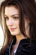 Anne Hathaway, just because