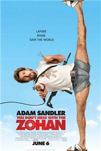/></a></p> <p><i>You Don't Mess With The Zohan</i> comes out on June 6th.</p> <br/><br/><div align=