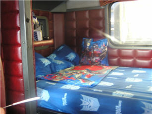 Transformers Sheets in Optimus Prime replica