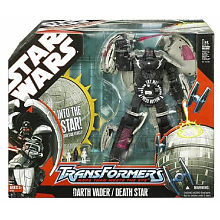 Darth Vader into Death Star Transformer