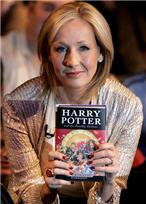 J.K. Rowling - Entertainer of the Year