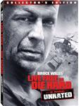 Live Free or Die Hard on DVD