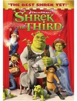 Shrek the Third on DVD