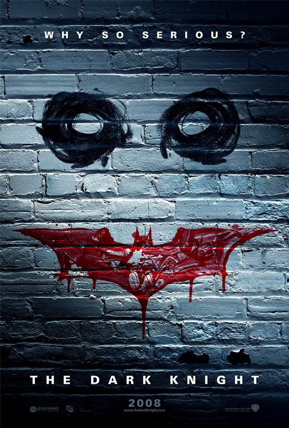 New Dark Knight Teaser Poster