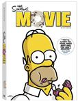 The Simpsons Movie on DVD