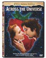 Across the Universe on DVD