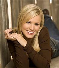 Kristen Bell is Adorable