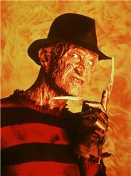 Robert Enlgund as Freddy Krueger