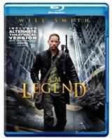 I Am Legend on Blu Ray