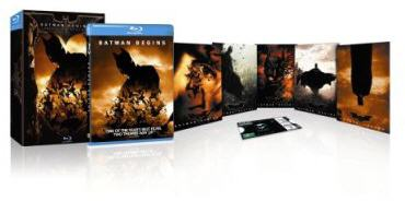 Batman Begins Limited Edition Blu-ray Pack