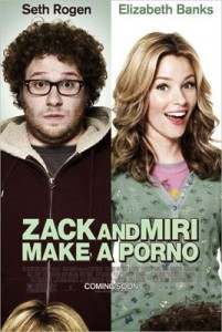 Zack And Miri Banned Poster