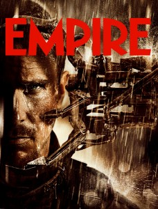 Christian Bale on Empire cover