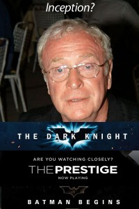 Caine to join Inception cast?