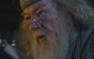 Dumbledore in High Definition - Blu-ray