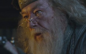 Dumbledore in Standard Definition - DVD