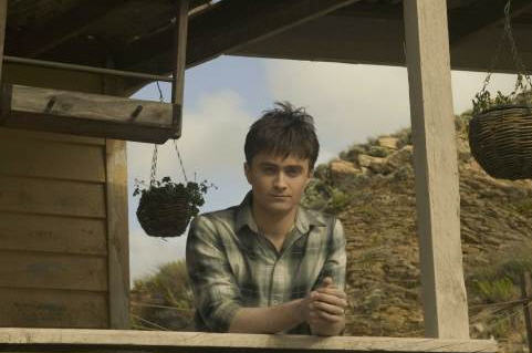 Daniel Radcliffe in December Boys