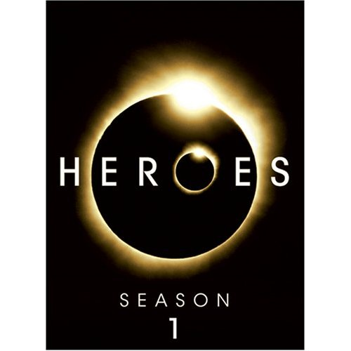 Heroes Season One on DVD