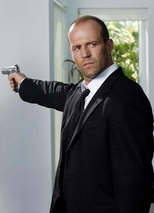 Jason Statham could kick your ass