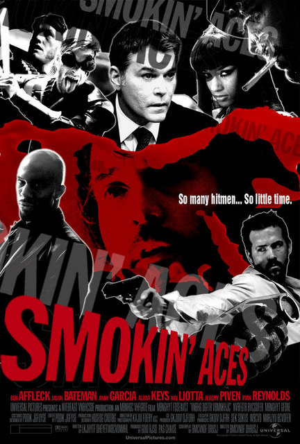 Smokin' Aces Fan Poster