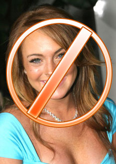 No More Lohan!