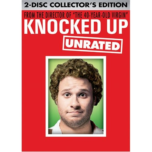 Knocked Up on DVD