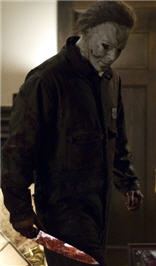 Michael Myers in Rob Zombie's Halloween