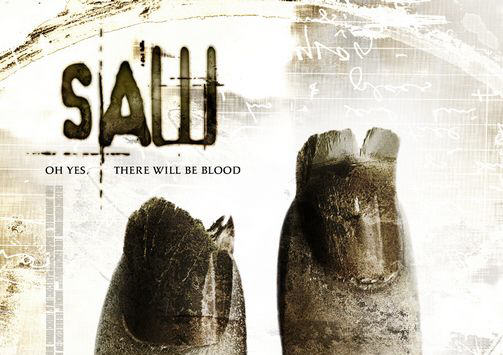 Saw II Marketing campaign - There Will Be Blood