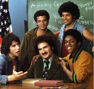 Welcome Back Kotter Being Made into a Movie