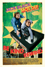 Be Kind Rewind Review