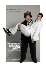 I Now Pronounce You Chuck and Larry Review