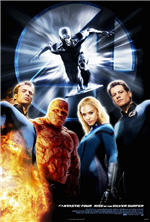Fantastic Four: Rise of The Silver Review
