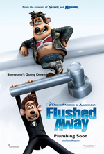 Flushed Away Review
