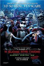 The Nightmare Before Christmas 3D Review