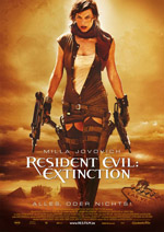 Resident Evil: Extinction Review