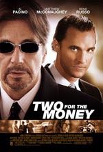 Two For The Money Review